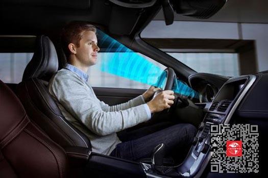 沃尔沃可测定驾驶员状态传感器系统