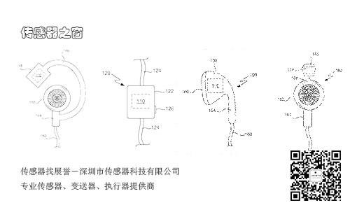 苹果健康监测耳机专利