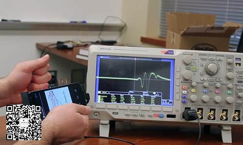 AllSee传感器测试