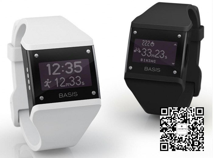 Basis-Health-Tracker-Watch