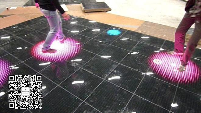 传感器地板