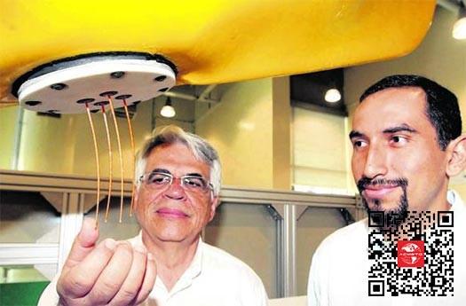 新加坡研发出新型海下传感器似海豹胡须